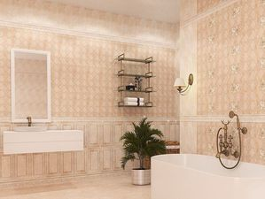 Классика современной ванной