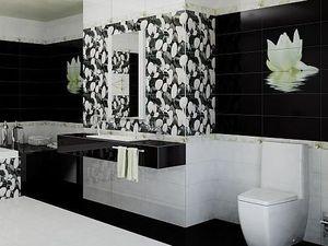 Плитка City White Lilies