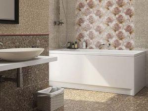 Королевский сад в маленькой ванной
