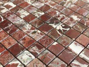 Мозаика из натурального мрамора