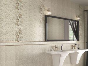Ткань из керамики для элегантной ванной