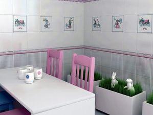 Кролики спешат на чаепитие