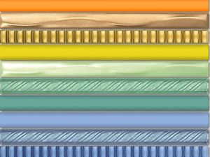 Плитка Универсальные декоративные элементы