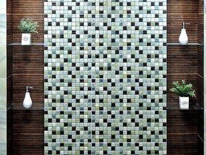 Бамбук и оникс — ванная комната в восточном стиле