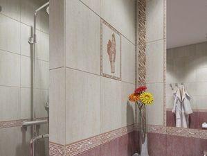 Античный стиль в ванной комнате