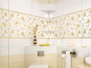Наивная и женственная ванная комната в девичьем стиле
