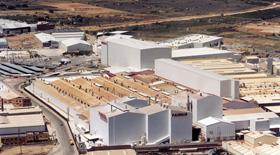 Фабрика Pamesa Ceramica Испания