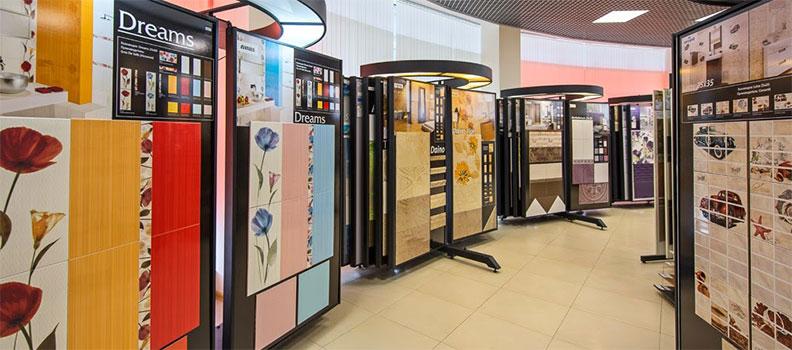 Магазин-салон керамической плитки